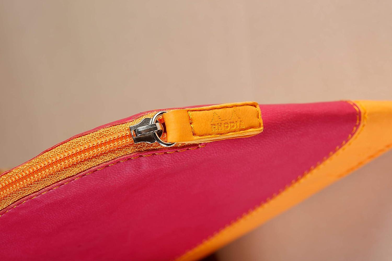 Rhodia 116713C Rhodiarama Mäppchen (gezippt, small, 21 21 21 X 28 cm, italienische Kunststoff, elegant, praktisch) 1 Stück, mohnrot B071D7YYNV | Perfekte Verarbeitung  | Zu verkaufen  | Marke  7a22b5