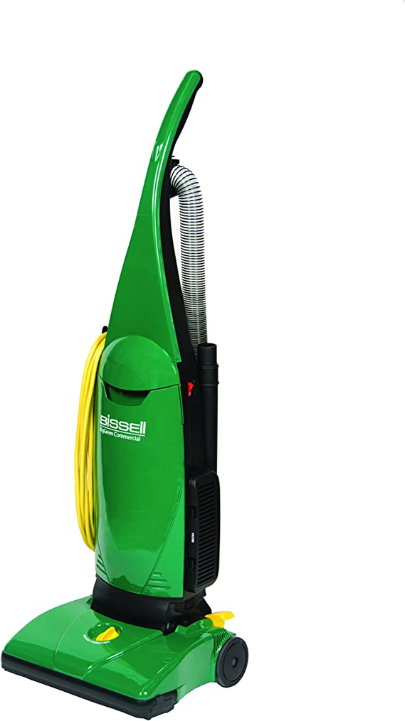 BISSELL BigGreen Commercial PowerForce Bagged Lightweight