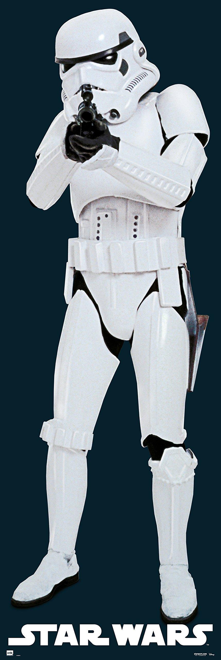 Grupo Erik editores Star Wars Stormtrooper–Door Poster