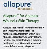 Allapure for Animals Wound + Skin Therapy 4 oz