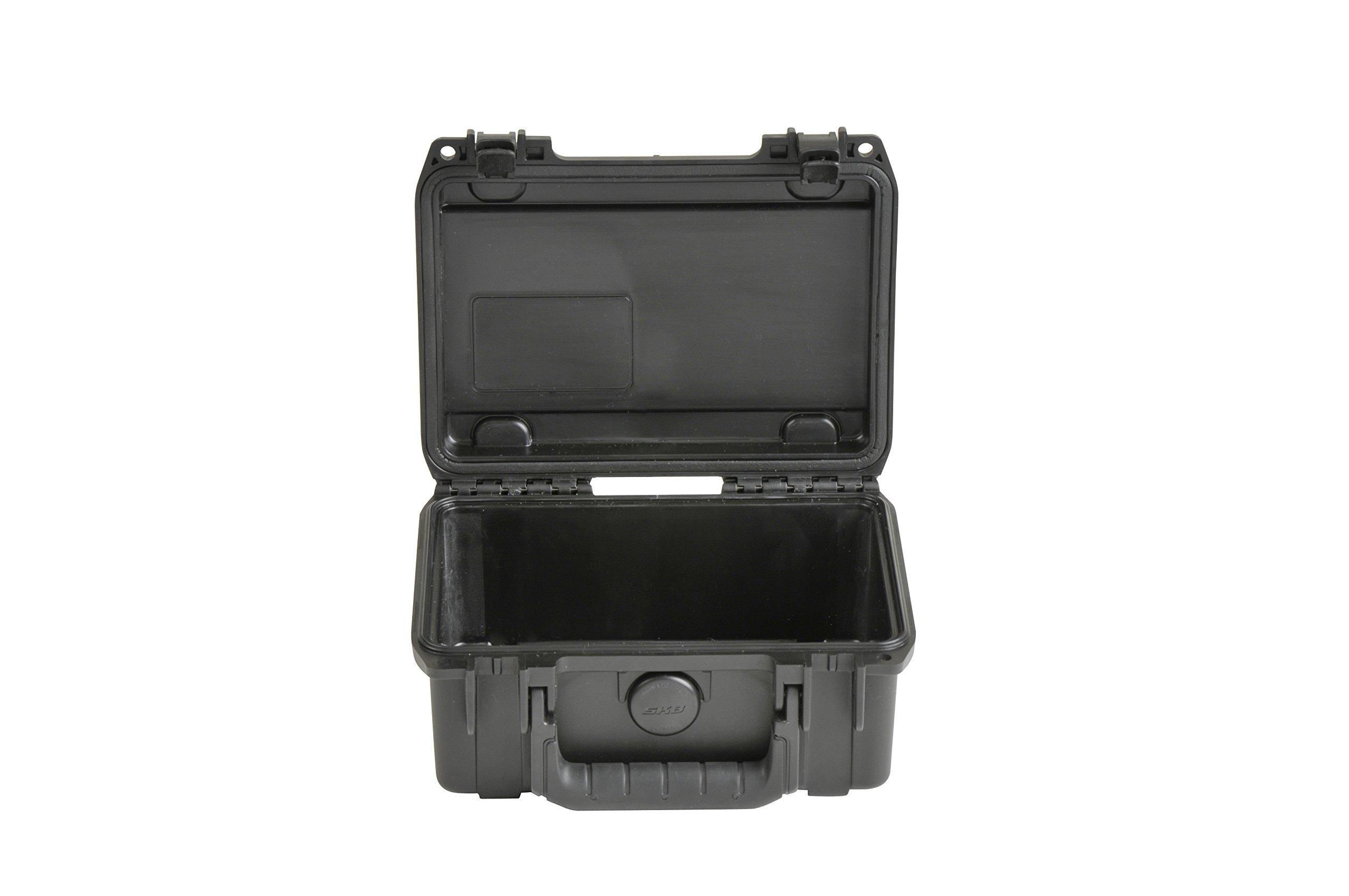SKB 3I-0705-3B-E Water Tight Case with Micro Latch Empty