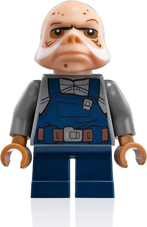 Lego Star Wars The Mandalorian Minifigure Ugnaught I Have Spoken