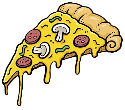 amazon com cheesy melty combination pepperoni vegetable pizza rh amazon com Cartoon Ice Cream Sundae Cartoon Ice Cream Sundae