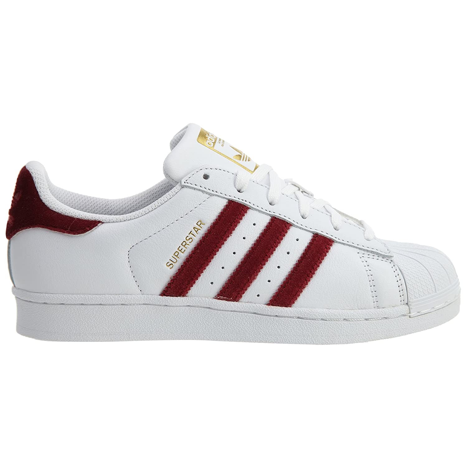 adidas originals superstar röd