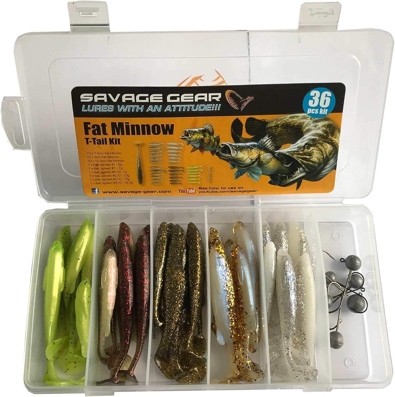 Savage Gear PP Bags différentes tailles au choix Sac Appât Sac