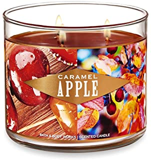 Bath And Body Works Caramel Apple Candle