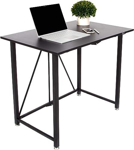 Origami Folding Computer Desk