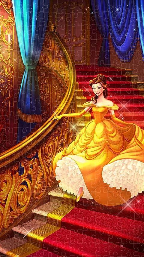 ディズニー ベル XFVGA(480×854)壁紙画像