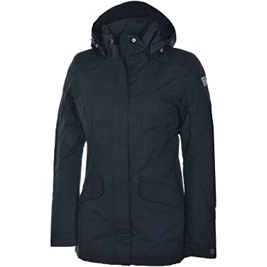 Outdoorjacke damen schwarz