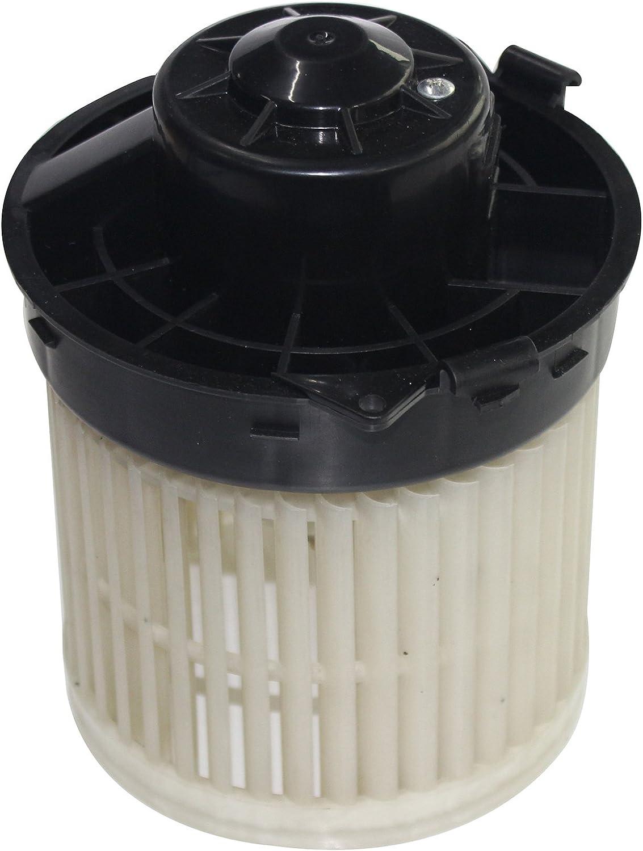 HVAC Plastic Heater Blower Motor ABS w//Fan Cage ECCPP for 2012-2016 Nissan Versa