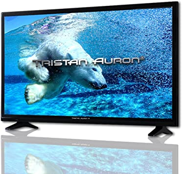 Tristan Auron 61 cm (24 Pulgadas) televisor TV (sintonizador ...