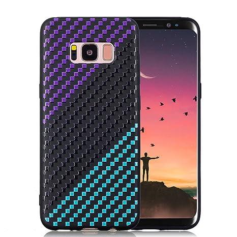 Funda Suave para Samsung Galaxy S8 Plus, Ronger Carcasa ...