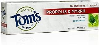 product image for TOM'S OF MAINE TP,A/P,SPRMT W/PROP&MYRRH, 5.5 OZ