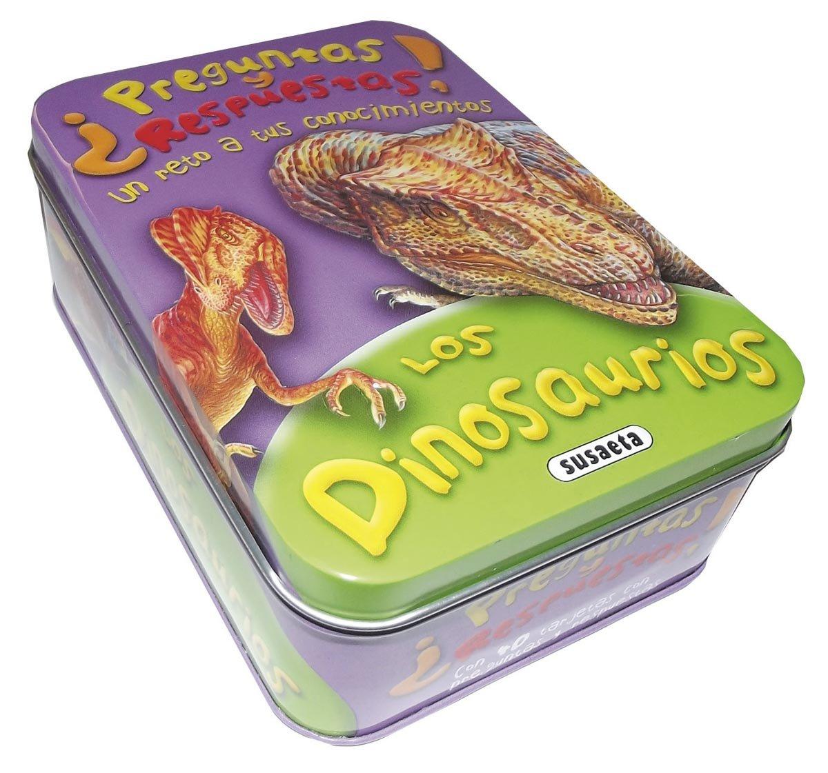 Los dinosaurios (Preguntas y Respuestas) (Spanish Edition) (Spanish) Cards – February 12, 2013