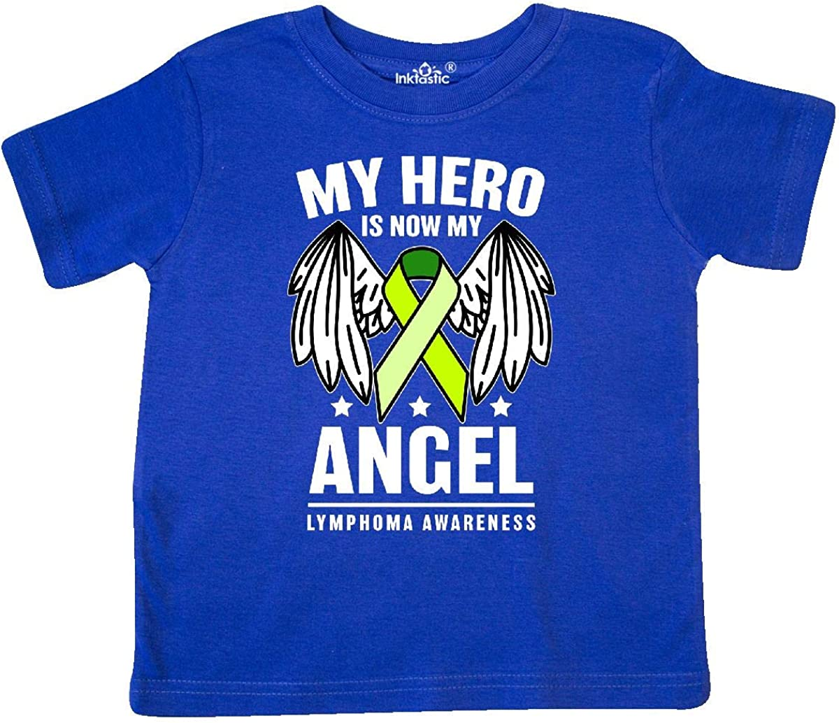 inktastic I Wear Lime for My Gramps Lymphoma Awareness Long Sleeve Creeper