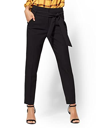 01e364d969f Amazon.com  New York   Co. Women s Tall Madie Pant - 7Th Avenue  Clothing