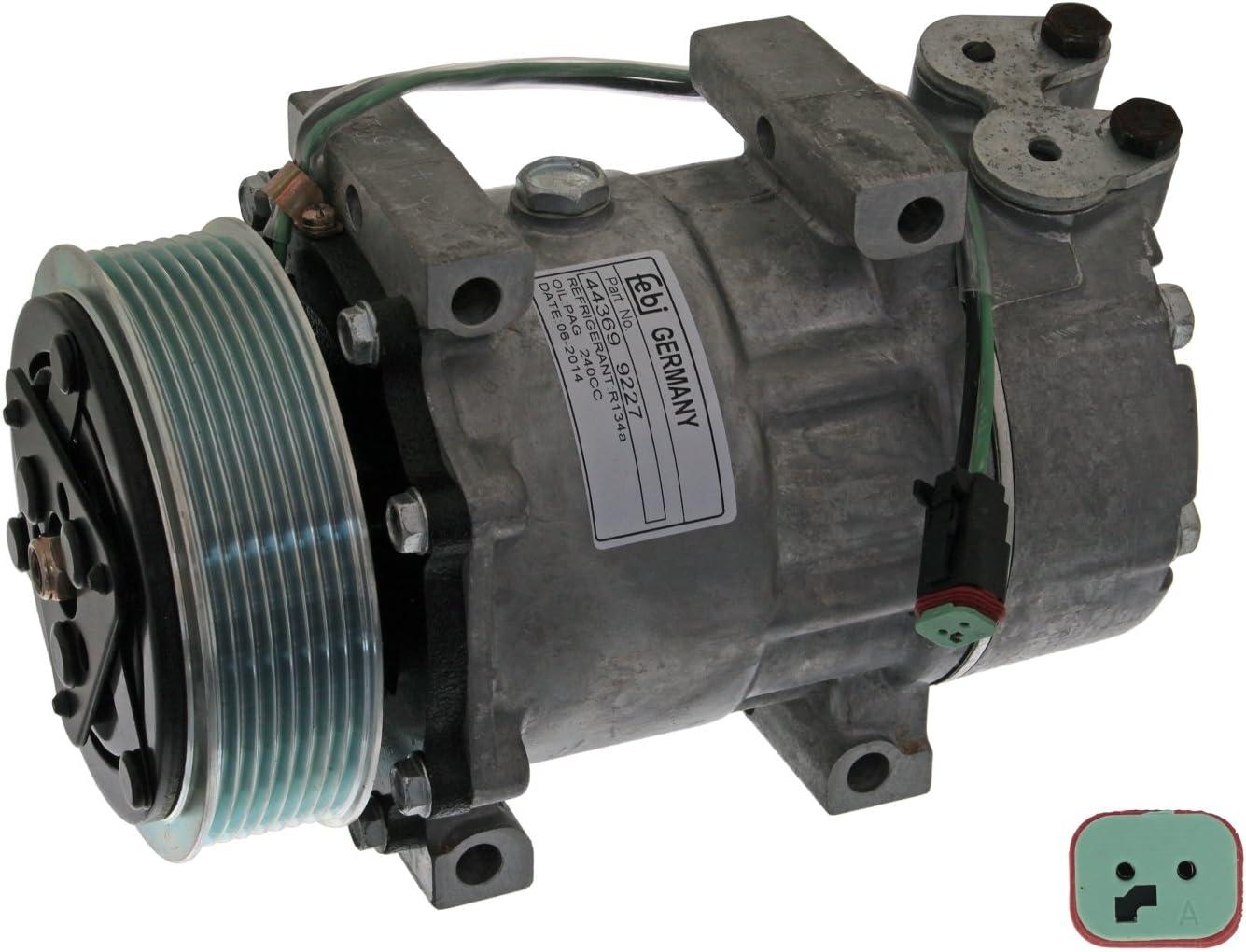 febi bilstein 44369 Air Conditioning Compressor pack of one