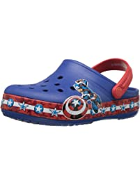 ca382223c69fb9 Crocs Kids  Fun Lab Captain America Clog