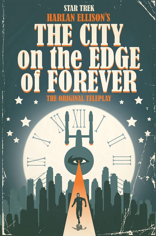 Star Trek The City On The Edge Of Forever Ellison Harlan Tipton Scott Tipton David Woodward J K 9781631402067 Amazon Com Books