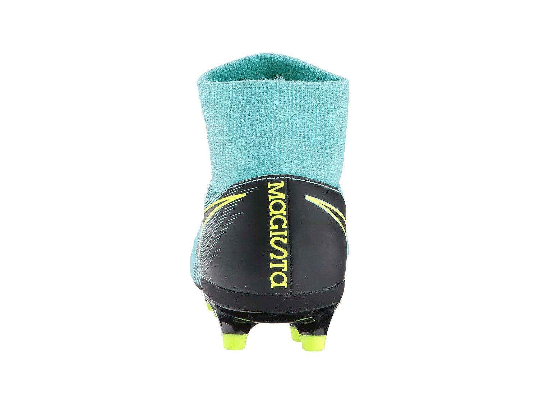brand new f1b10 a1f11 Amazon.com   Nike Women s Magista Onda II Dynamic Fit FG Soccer Cleats (9.5  B(M) US, Light Aqua Igloo Volt Black)   Soccer