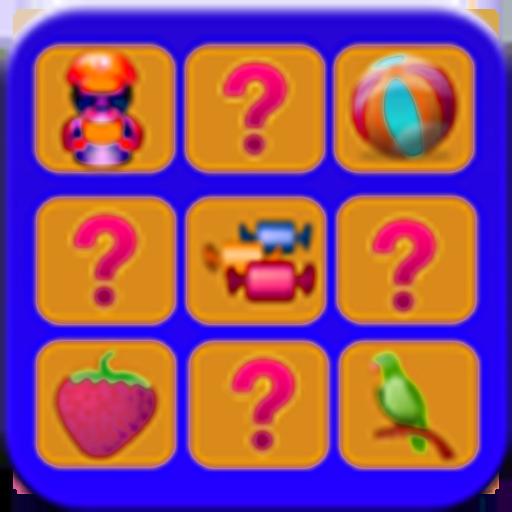 kid memory game- : Memory card game