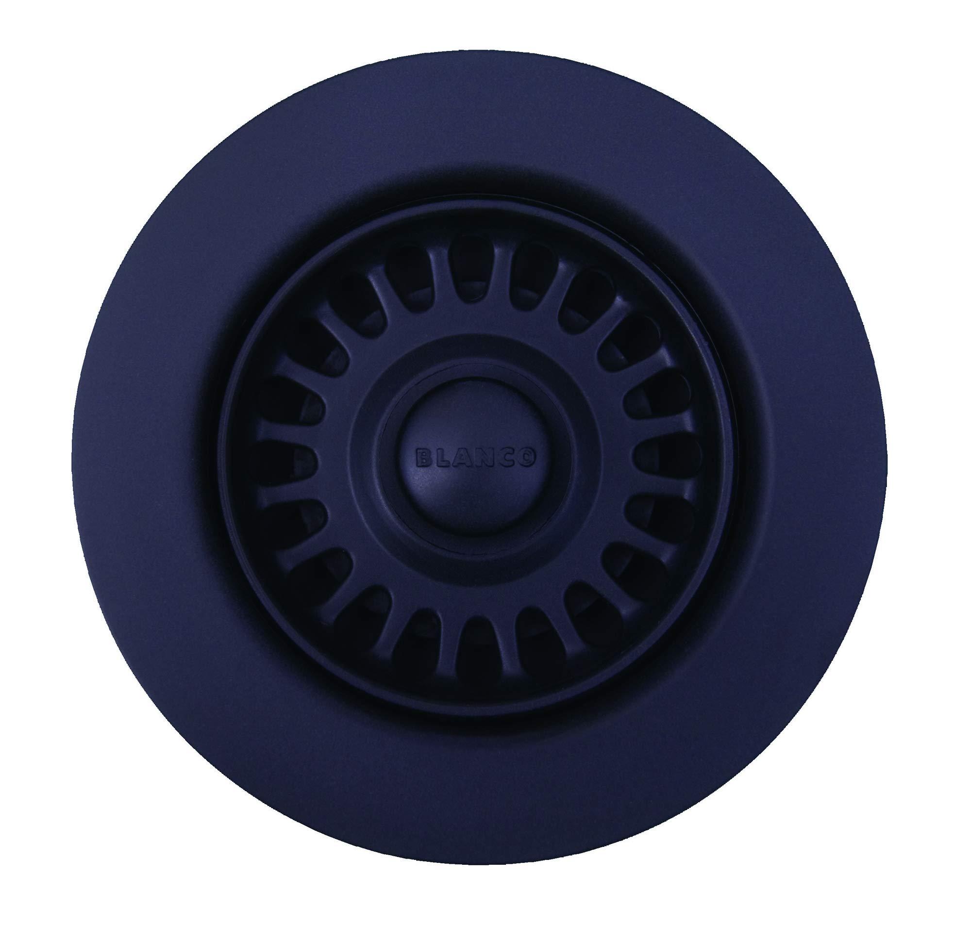 BLANCO 441090 Kitchen Sink Decorative Drain Basket Strainer, 3.5'', Anthracite by Blanco
