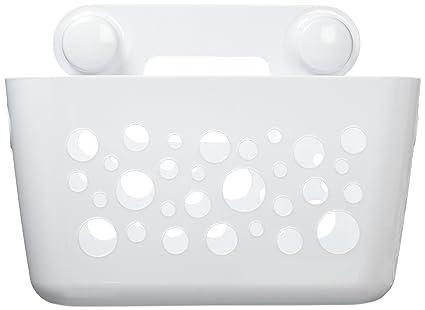 Accessori Da Bagno Con Ventosa : Interdesign bubblz portaoggetti con ventosa power lock system