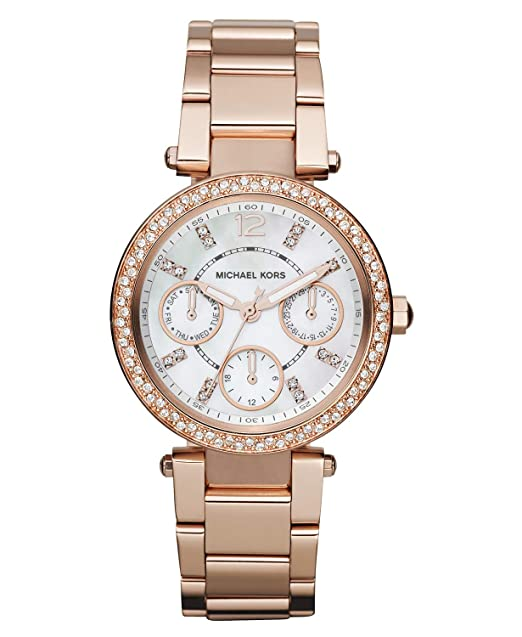 9fa795e38858 Buy Michael Kors Analog Rose Dial Women s Watch - MK5616 Online at ...