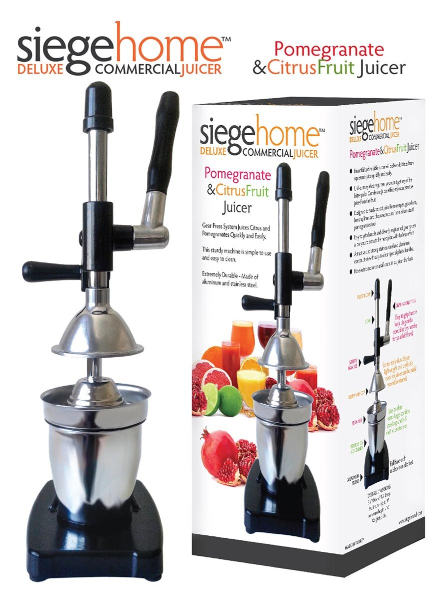 Pomegranate Juicer: Which is Better 14