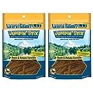 Natural Balance L.I.T. Limited Ingredient Treats Jumpin' Stix Dog Treats - 5 Ounces - Duck & Potato (2 Pack)