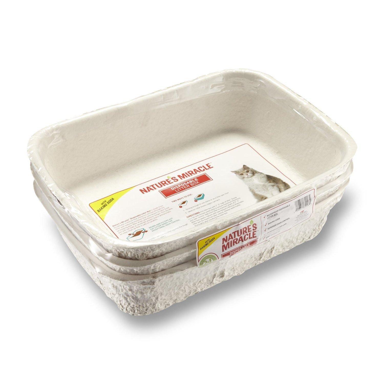 Disposable Litter Box, Regular, Standard Packaging [P-82028]NEW