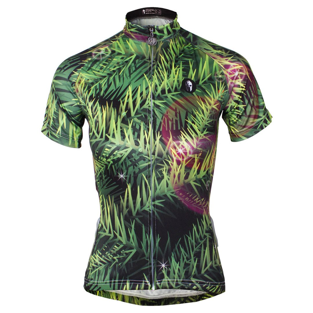 Women's Short Sleeve Cycling Jersey Jacket Moisture Wicking Outdoors Sports Shirt Quick Dry Breathable Mountain Clothing Bike Top Jungle Decoration CC-Women-Short-756