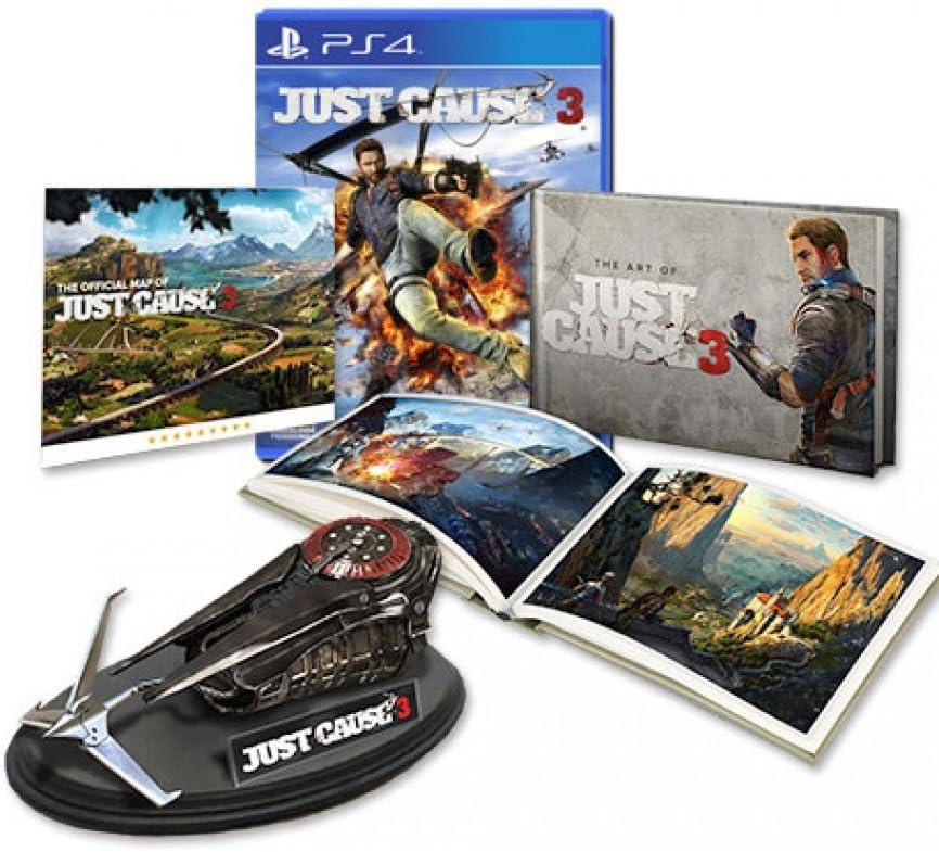 Just Cause 3 - Collectors Edition: Amazon.es: Videojuegos