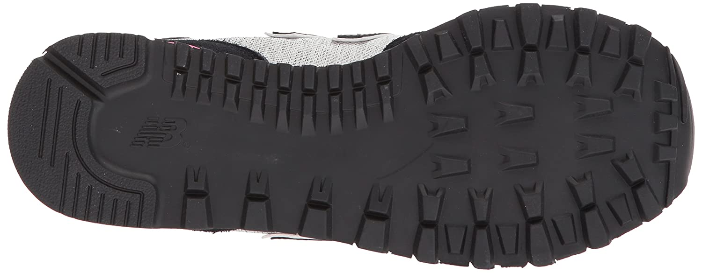 New Balance Women's 515v1 Lifestyle Sneaker B06XXD8JVT 9.5 B(M) US|Black/Pink Glo
