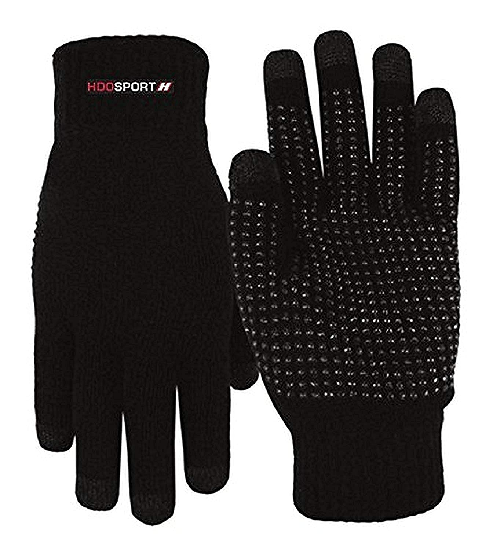 Obermeyer Girls Orbit Fur Hat Sea Glass 1-4 /& E-Tip Glove Bundle
