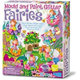 4M FSG3524 Mould and Paint Glitter Fairy
