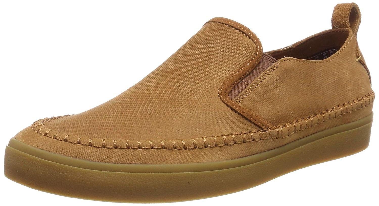 Clarks Kessell Slip, Mocassini Uomo Marronee (Tan Leather -) | Prima qualità  | Uomini/Donne Scarpa