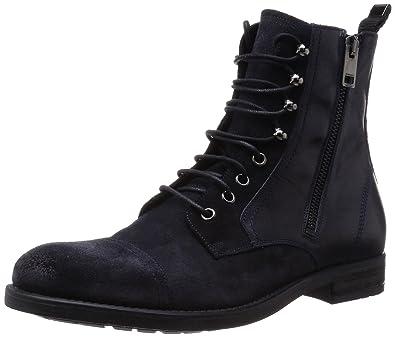 sneakers for cheap ab56c f770e DIESEL Stiefelette Schuhe Herren Y01152 PR102 T6060 Leder ...