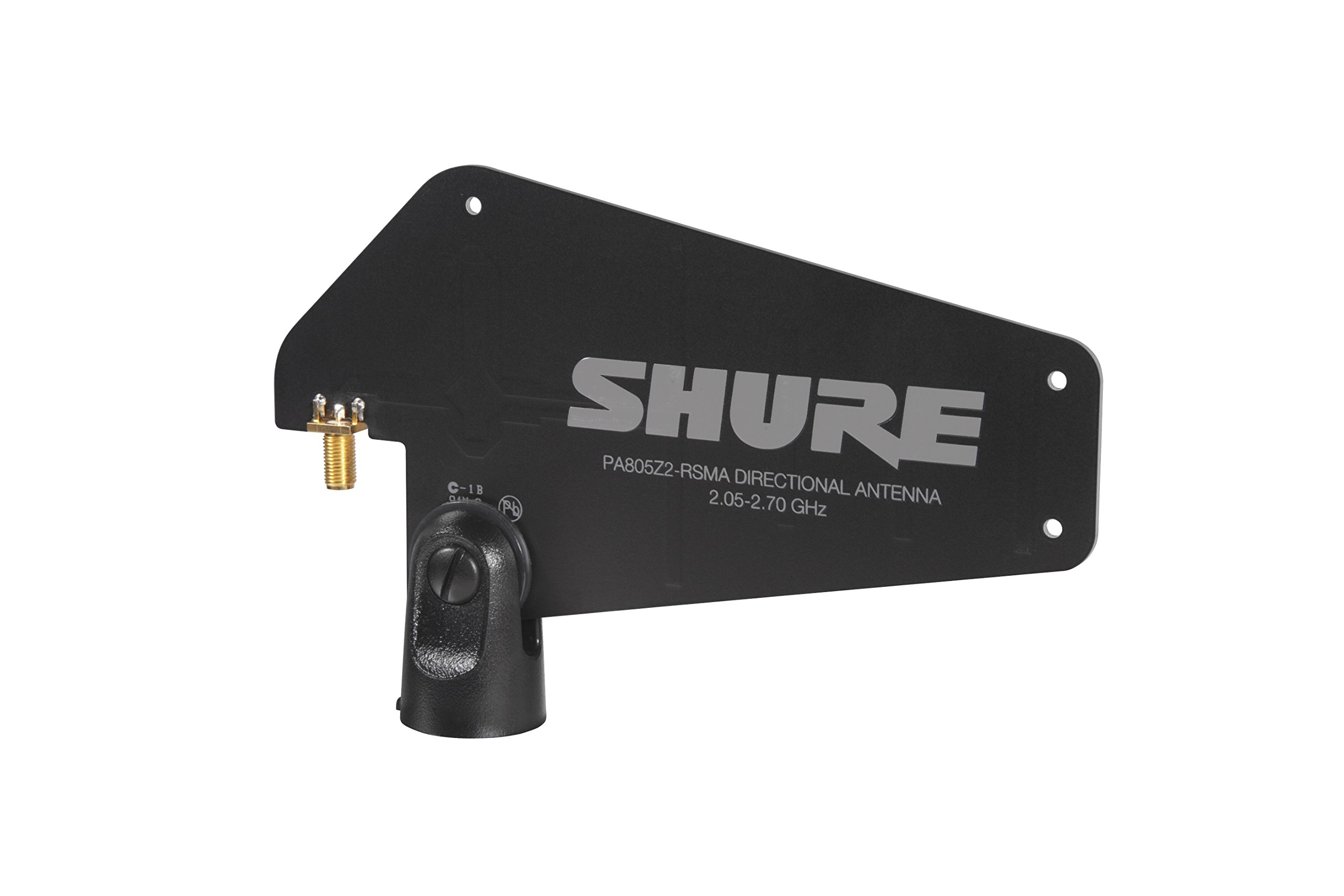 Shure PA805Z2-RSMA Passive Directional Antenna for GLX-D Advanced Wireless Systems by Shure