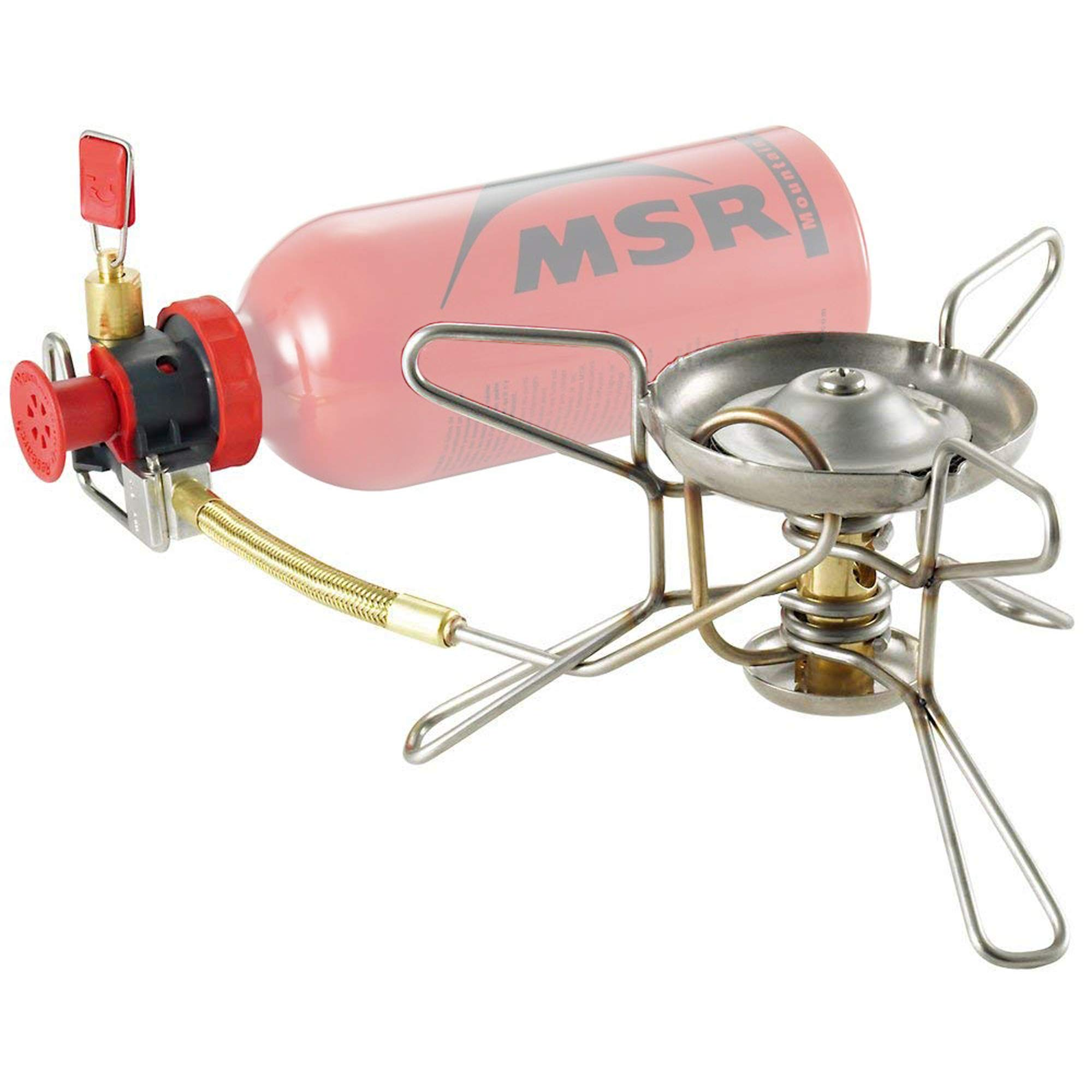 MSR WhisperLite Portable Camping and Backpacking Stove by MSR