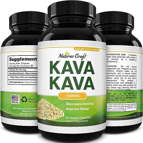 Kava Kava Nootropic Brain Supplement