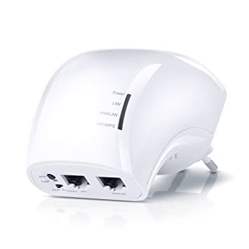 CSL - Repeater Dual Band AC750 433 Mbit/s WiFi/WLAN Access Point |