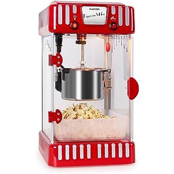 Auf der Suche nach einer hochwertigen Popcornmaschine werden Sie bei der Marke Klarstein fündig.