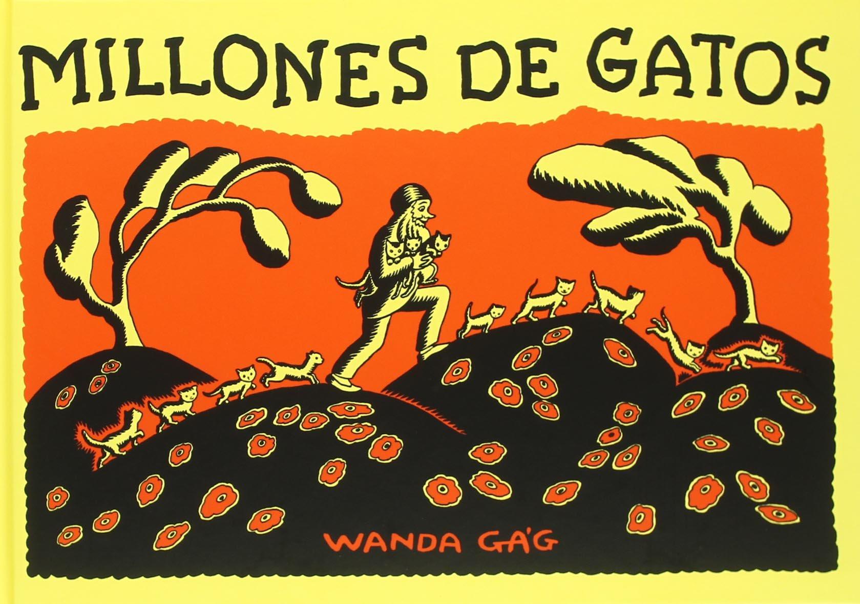 Millones de gatos (Spanish) Hardcover – May 19, 2011