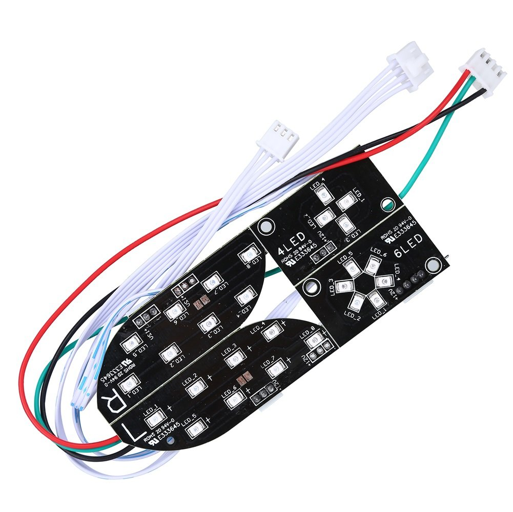 Vgeby Balance Scooter Repair Diy Motherboard Control Board Universal Self Balancing Part Pcb Circuit For All Models 8 Items Sports Outdoors