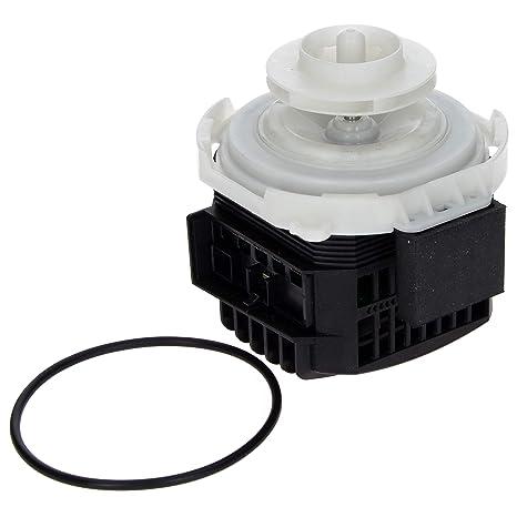 Wessper Bomba eléctrica para lavavajillas Hotpoint-Ariston LFFA+ ...