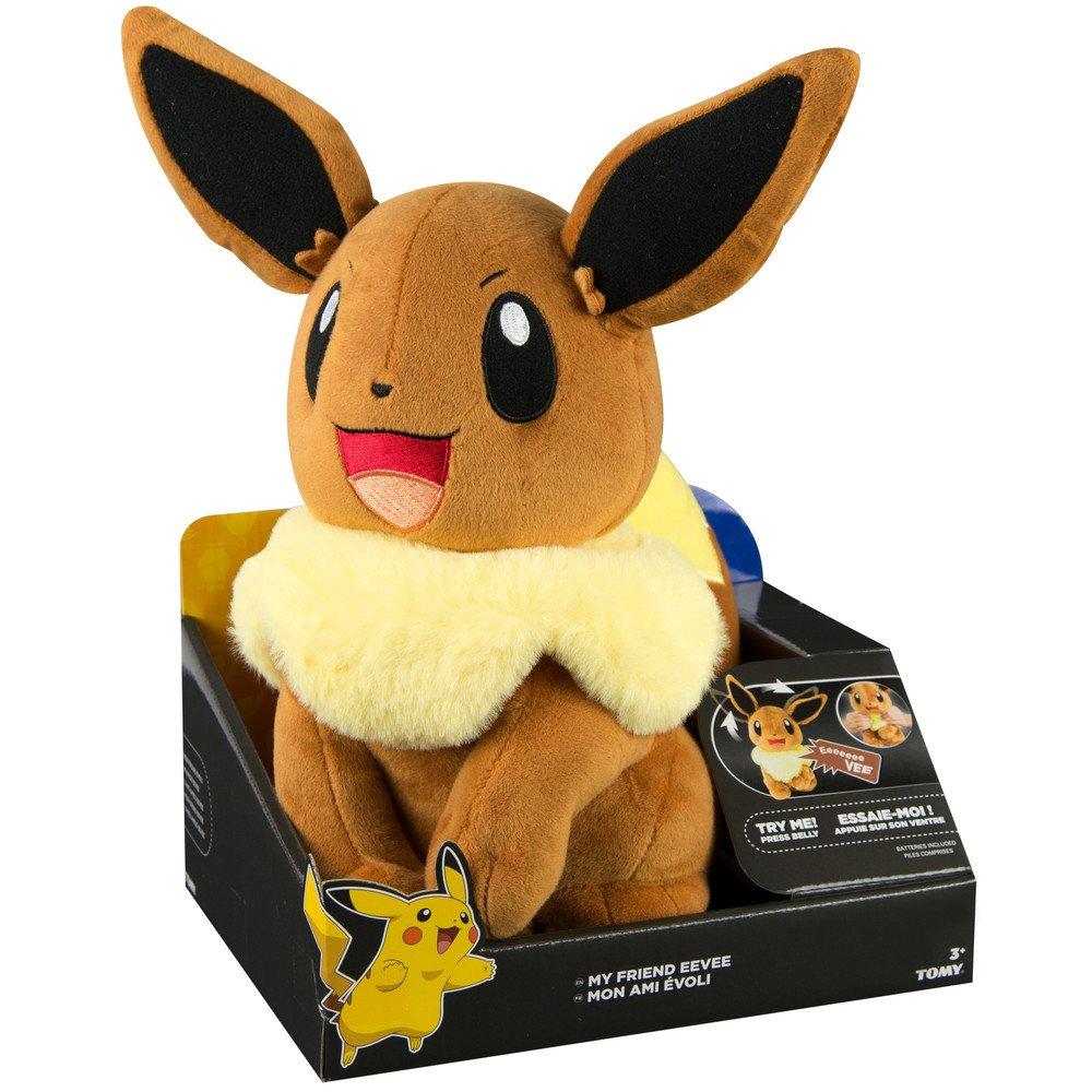 Pokémon My Friend Eevee Feature Plush by TOMY