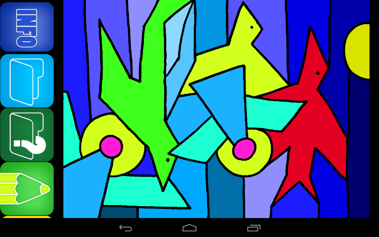 Amazon 500 Coloring Pages Game Appstore For Android