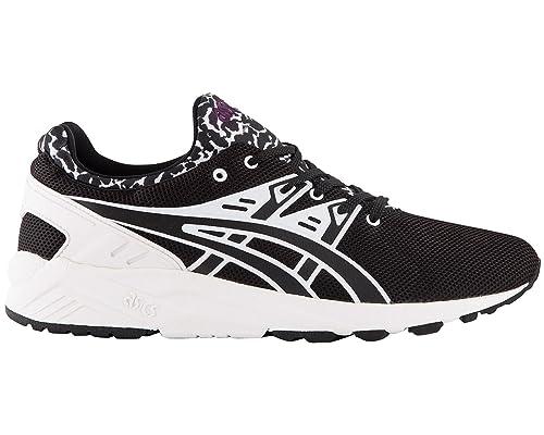 Alta qualit ASICS scarpe Gel Kayano Trainer EVO HN513 Black Black AI16 vendita