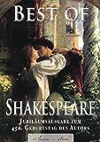 Best of Shakespeare – Deutschsprachige Jubiläumsausgabe (kommentiert)